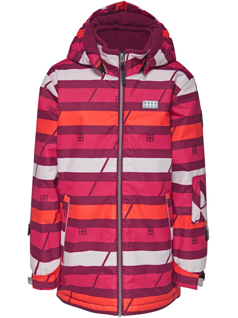 LEGO wear Jamila 775 Jacket Girls bordeaux